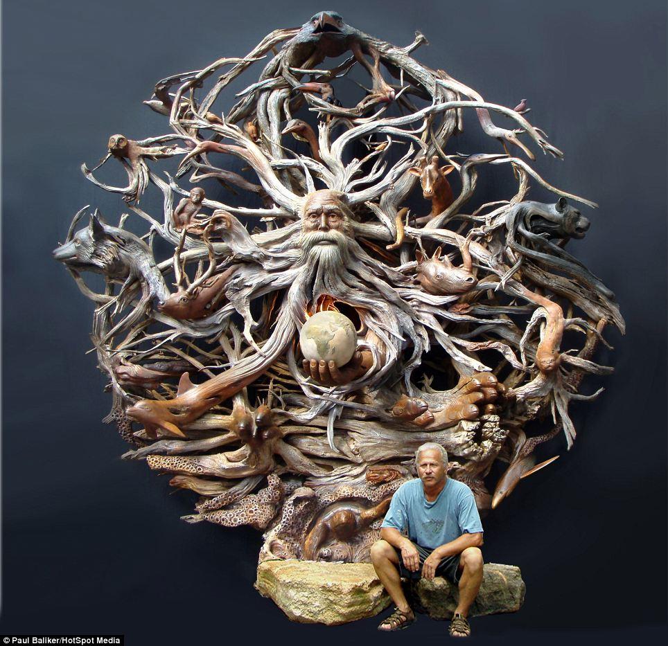 The Wonderful Art of Paul Baliker