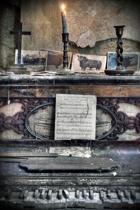 руины музыки