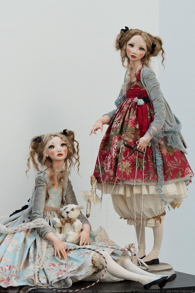 куклы  melba13
