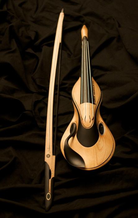 Squidolin Electric Violin
