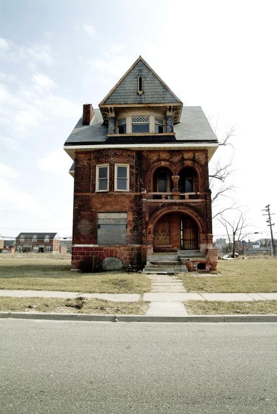 брошенный дом 2
