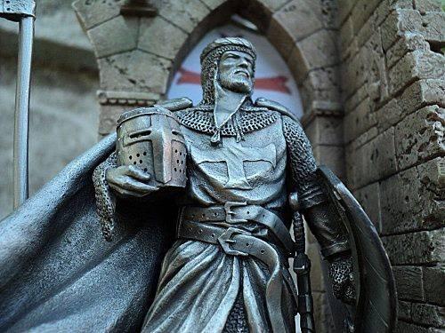 монумент лыцарю