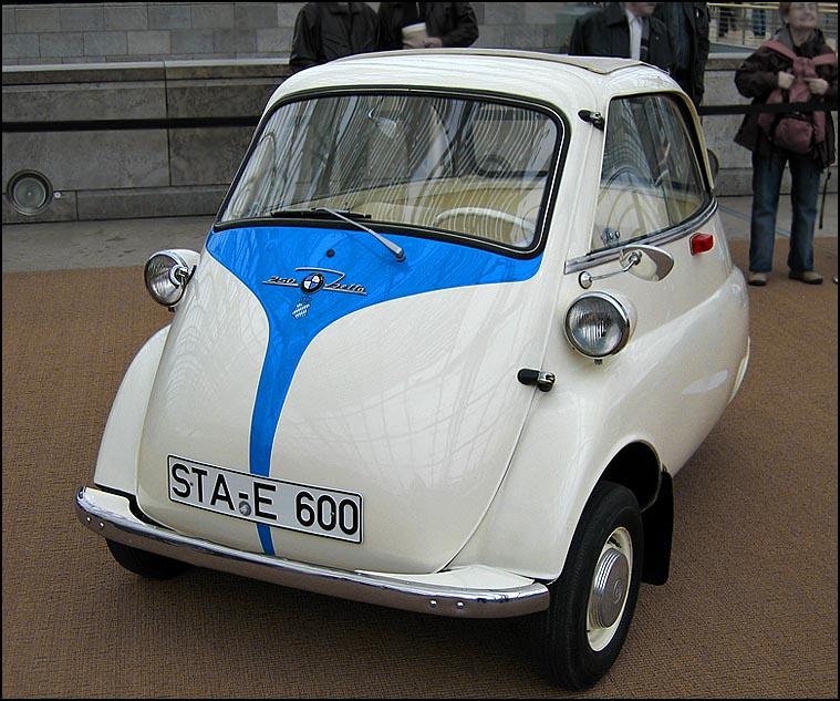 BMW Izetta