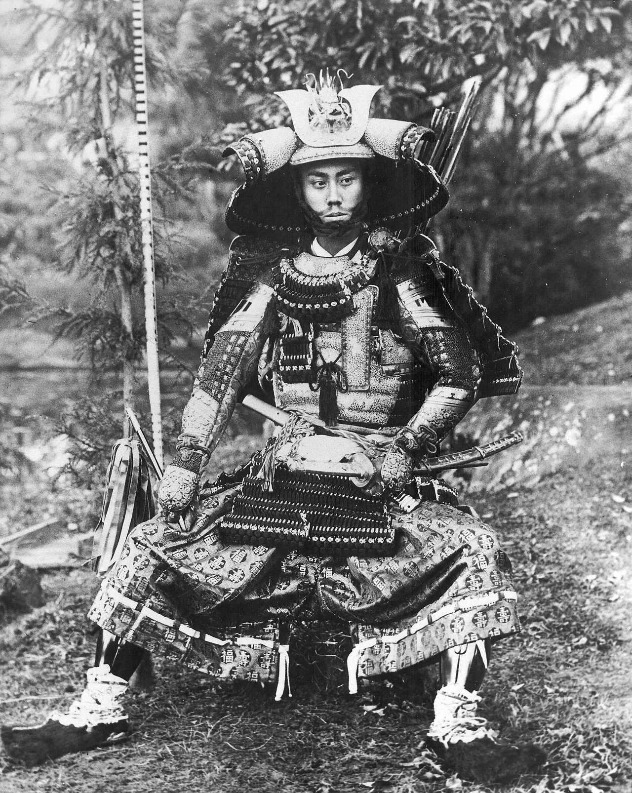 Toshiro Mifune, Samurai with armor
