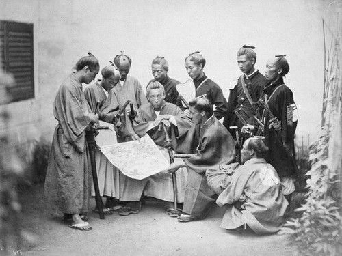 самураи 1865