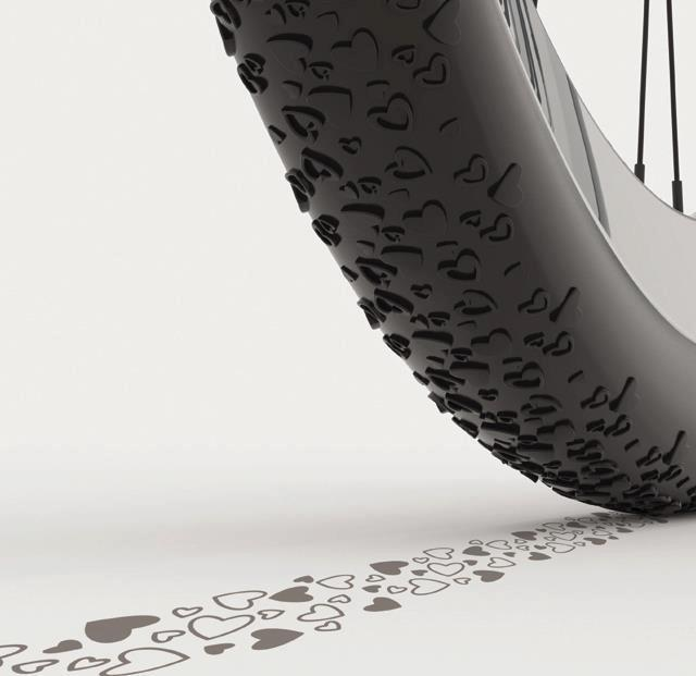 tire design by Hamed Kohan from Iran