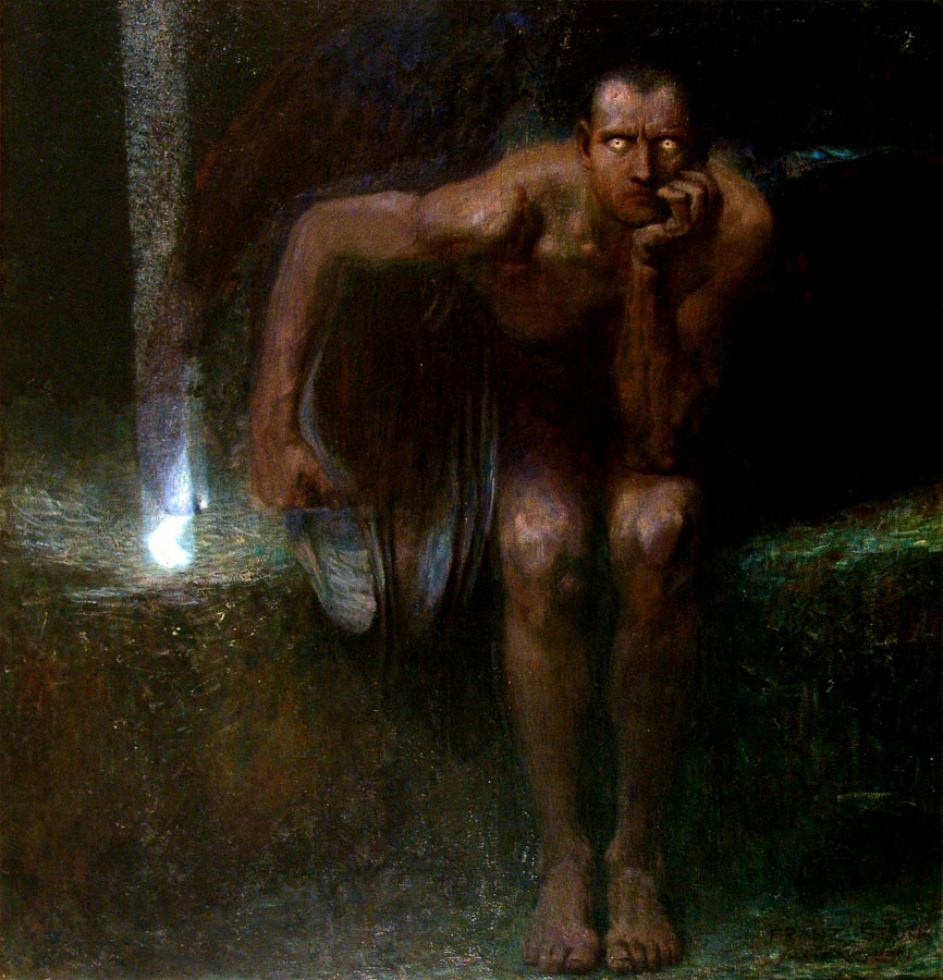 Franz-von-Stuck---Lucifer