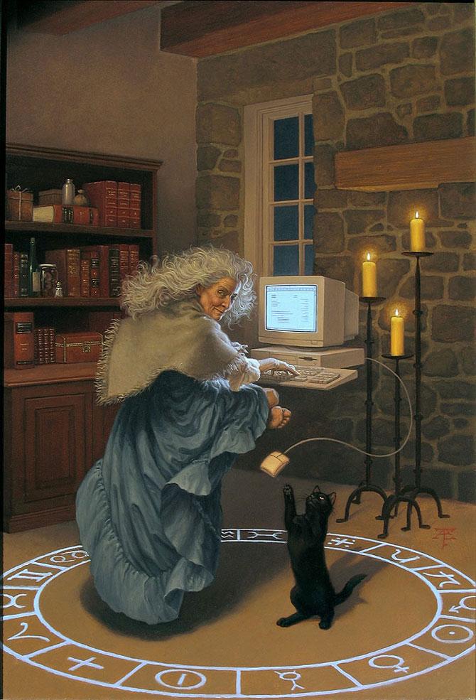 современная магия
