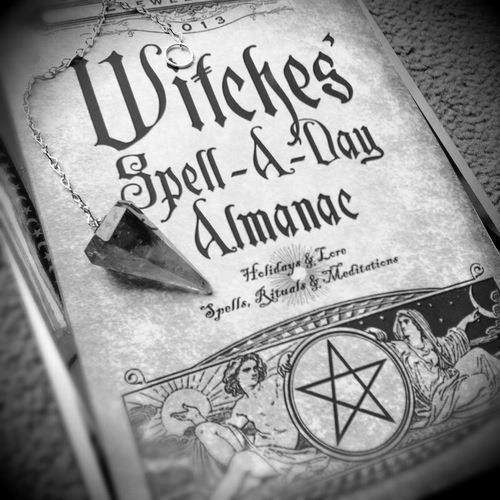 ведьминское
