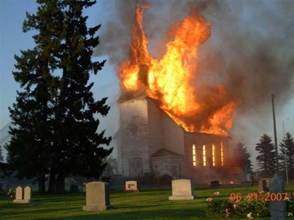 пожар церкви 2