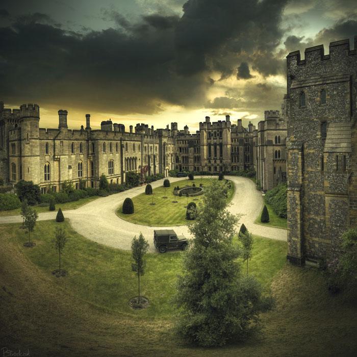 Arundel Castle, West Sussex England
