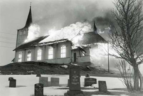 пожар церкви 1