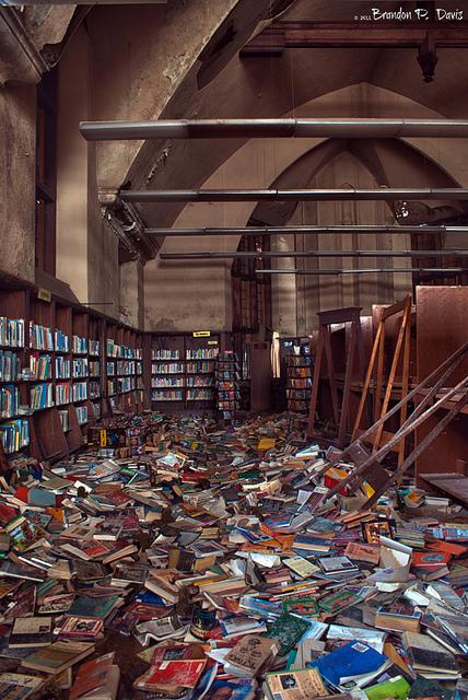 детройт публ библиотека 1