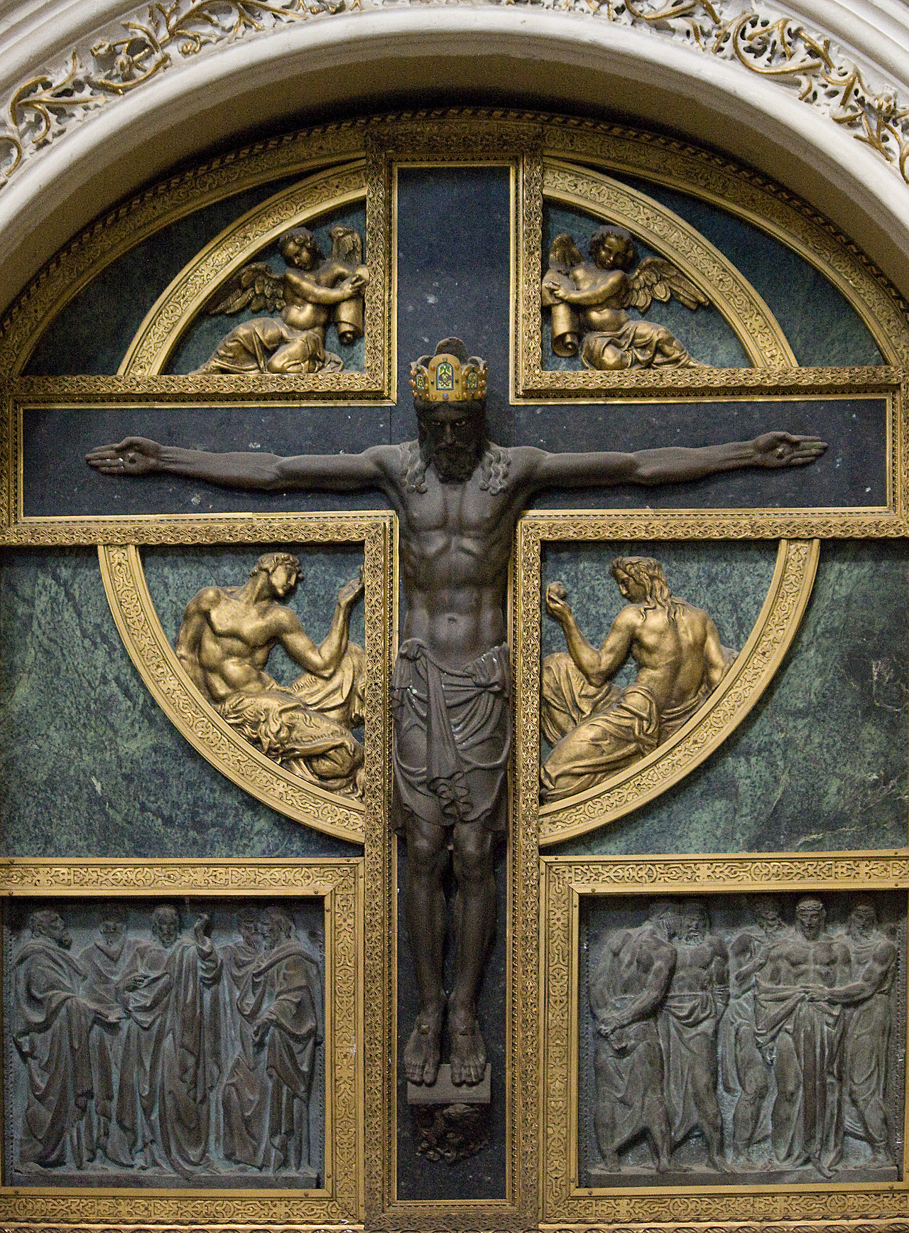 Ecce lignum Crucis in quo salus mundi perpendit