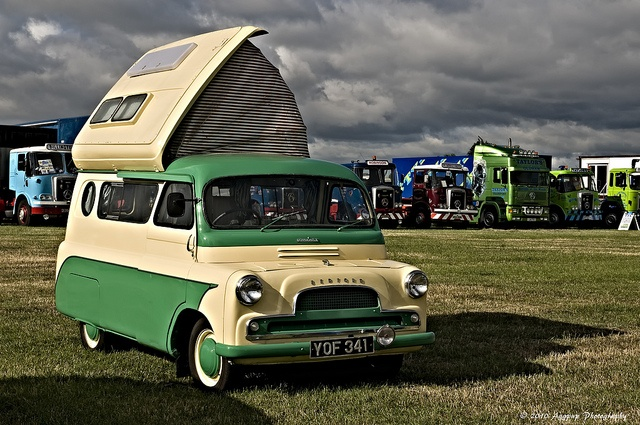 1959 Bedford CA Dormobile 1507cc Motor Home