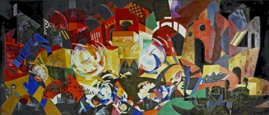 украинский авангард в живописи: