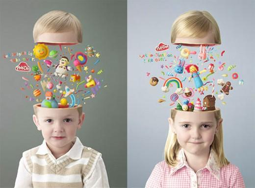Воображение ребёнка... 0_o
