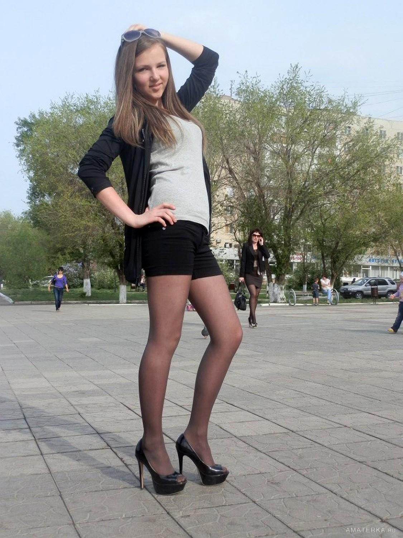 Русские выпускницы в чулках и колготках фото фото 449-48