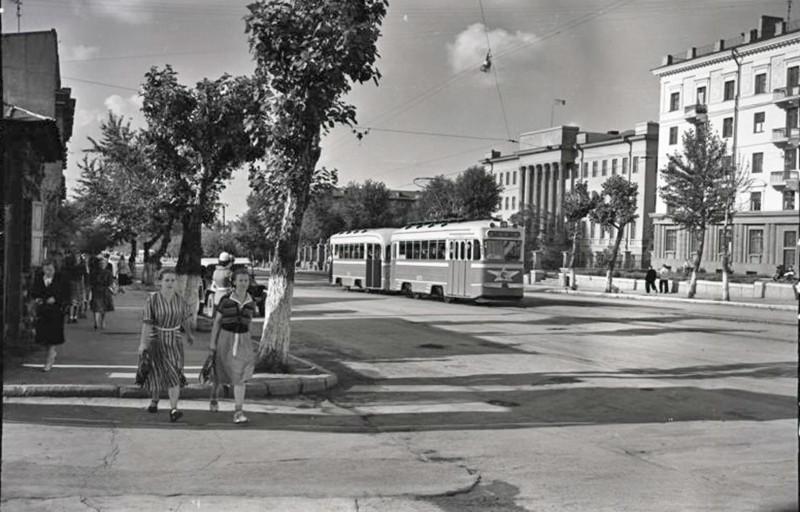 ул.Цвиллинга 1958г.