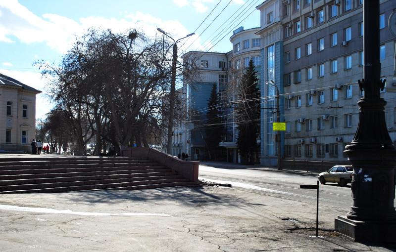 ул.Воровского 2019год