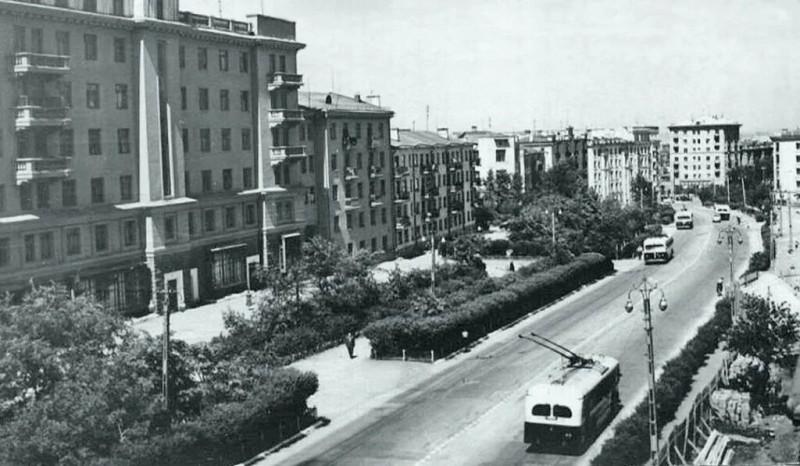 ул. Свободы 1958г.