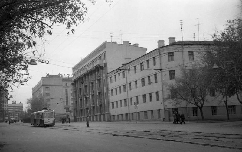 Цвиллинга и Коммуны в 70- е годы.