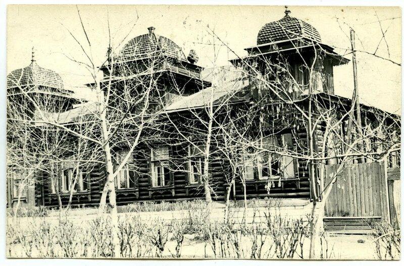 Апрель 1969 г. Источник фото: https://arhistrazh.livejournal.com/35543.html