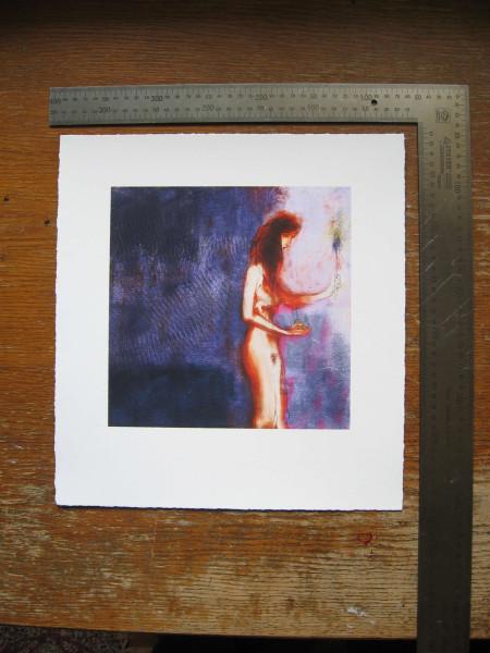 Тираж 2014 года - Painter II monotype JSRX 019 - 700