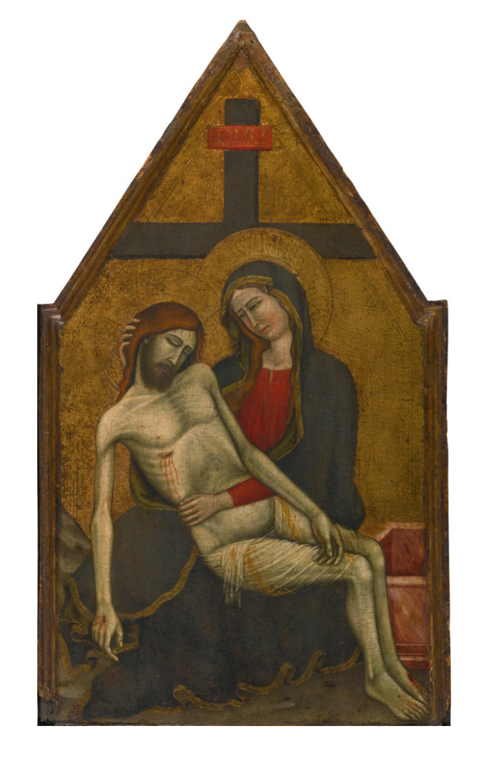 Роберто д'Одеризио - Оплакивание Христа.jpg