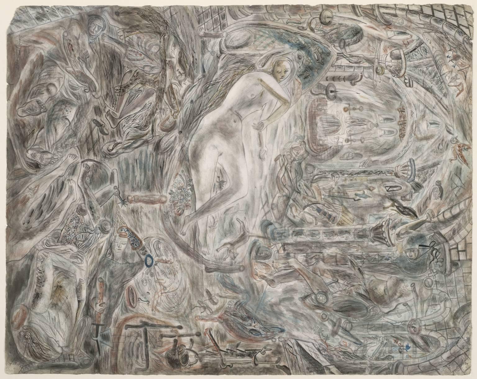 Aphrodite in Aulis