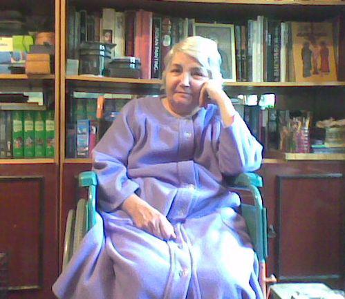 Фоканова Альбина Александровна, 2003г