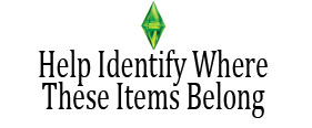 Click to help identify item categories