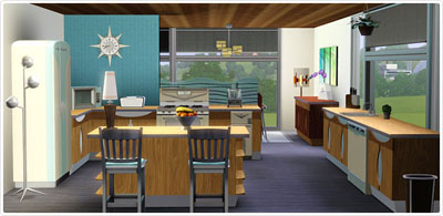 Mid Century Modern Kitchen Marvels Ts3 To Ts2 Conversion
