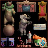 circus-jennisims