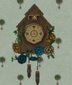 Frontier clock - delonariel