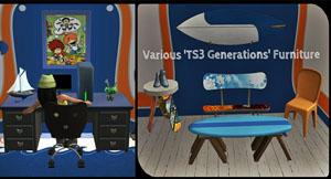 teen furniture - misty_fluff