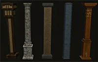 columns - mistyfluff