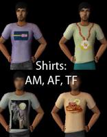 uni shirts - doda