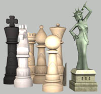 chess libersim - hafise