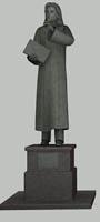 statue - hafise