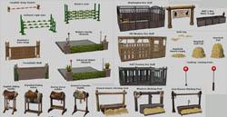 horse stall stuff - veranka