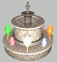 fountain - hafise