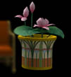egypt lotus- hc