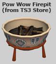 powwow firepit - veranka