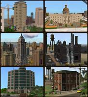 buildings2 - mistyfluff