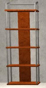 modularshelf-TNW (emptied bookcase)
