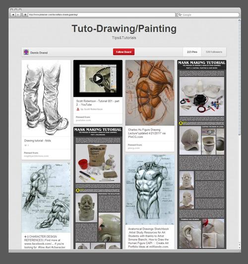 Tuto-Drawing-Painting