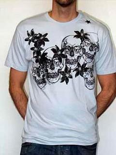 LM skull/floral 1