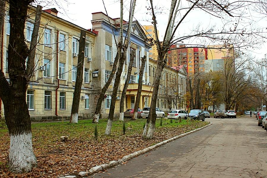СГКБ№2 им.Семашко (Самара)
