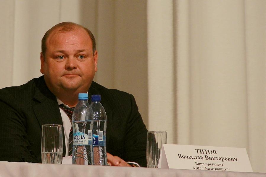 Титов Вячеслав Викторович